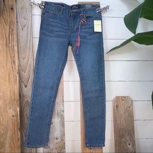 Lucky Brand NWT Girls Zoe Skinny Jeans